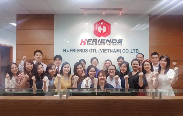 h & friends